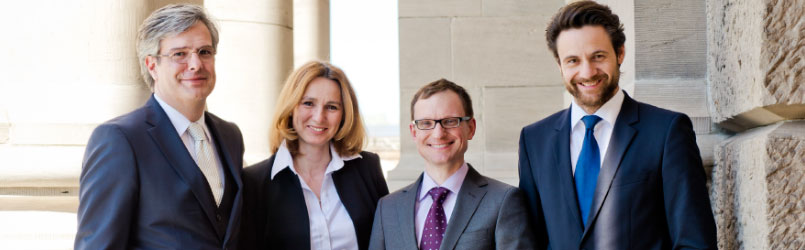Picture of the team Dr Lux Praeuner Wealth Management
